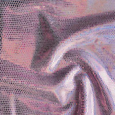 bespoke bikini material MF5030 Pink Matt