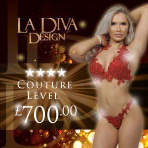 La Diva Design Couture level bikini