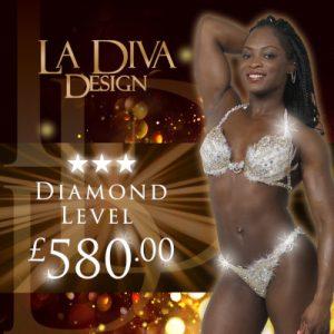 La Diva Design Diamond level bikini