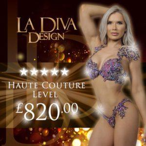 La Diva Design Haute Couture level bikini