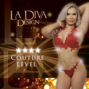 La Diva Design Couture bespoke bikini