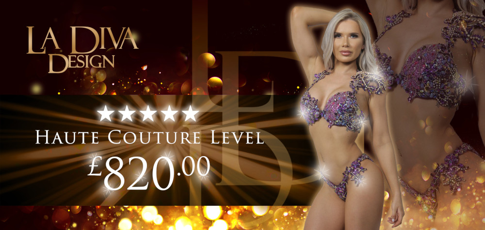 Bespoke Competition Bikinis - Haute Couture Level